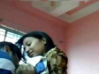 My Indian Step Sister Sucks My Cock in Parents Bedroom