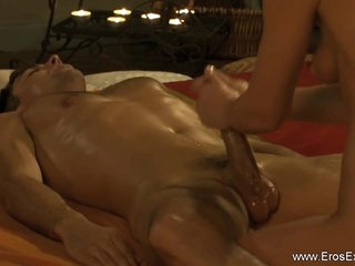 A Relaxing Erotic Massage