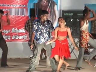 TAMILNADU GIRLS SEXY STAGE RECORT DANCE INDIAN 19 YEARS OLD NIGHT SONGS' 06