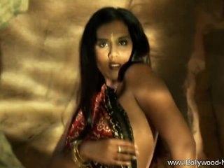 Romantic Bollywood Indian Girlfriend Seduce Her Man