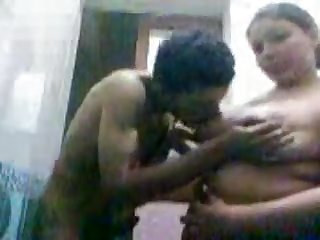 Mature Bhabhi Young BF