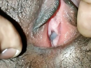 Wet Shaved Indian Pussy