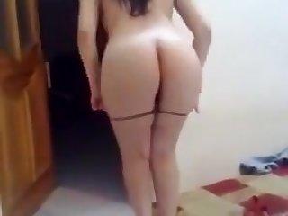 Naked dance