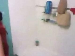 Indian Chandigarh Girl  Bathing In Bathroom indian desi indian cumshots arab