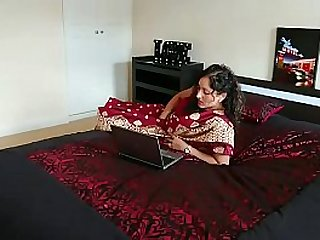 Indian family sex cheating wife fucks brother in law