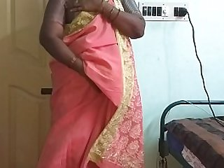horny-indian-desi-aunty Shaving Hairy Pussy and fuck cheating husband