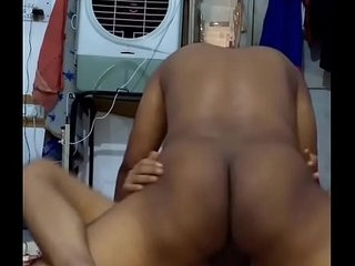 Cute Indian Babe Fucked Hard and Got Cum on Her ASS