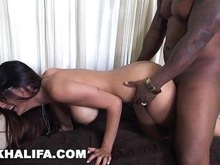 MIAKHALIFA - Mia Khalifa Tries A Big Black Dick And Likes It (mk13775)
