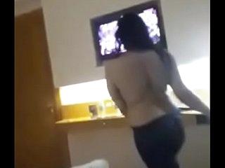 desi high class girl hindi song nude dance in hotel room