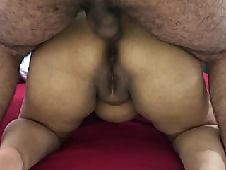 PAINFUL ANAL WITH MY FRIEND'S INDIAN WIFE ! - SHE SCARED !