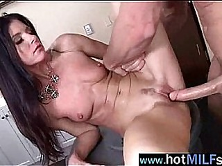 Long Hard Cock Fill Perfect Wet Holes Of Sexy Milf (india summer) mov-14