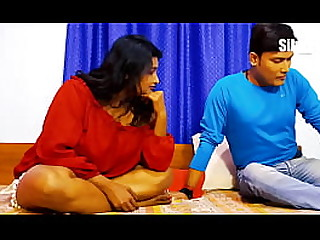 Indian sexy girl having sex with young boyfriend but her finance don't know anything