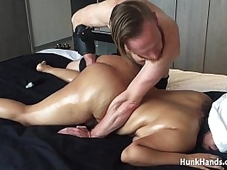 Big Ass 20yo asian SLAPPED during real massage… SQUIRTS! »»Do you want to learn the EASY way to make ANY girl have a SQUIRTING ORGASM? Watch my video tutorial now... FREE! Go to → HunkHands.com