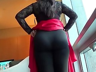 Desi Big Ass Wife Doggy Fuck With Loud Moans 7