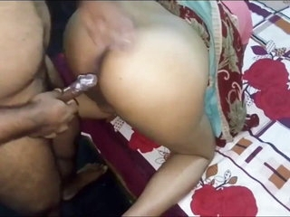 Tamil maid's asshole